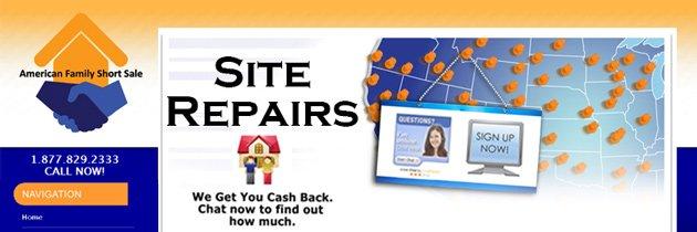 Case Study: Site Repairs