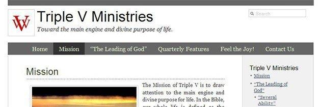 Triple V Ministries