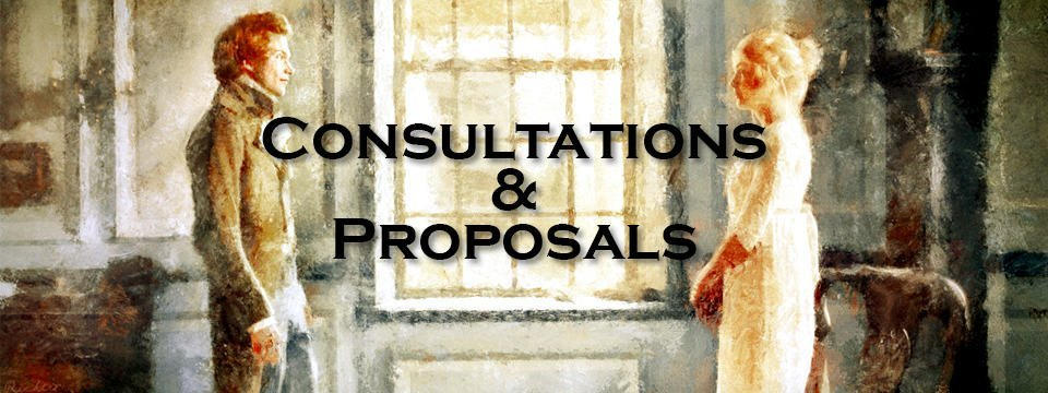 Consultations and Proposals