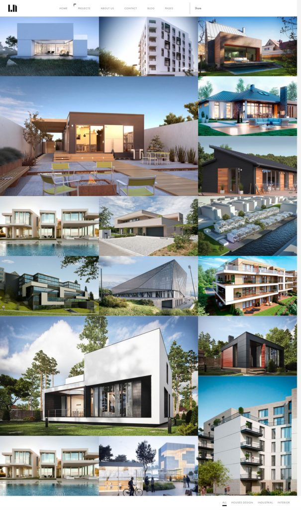 Architect Theme