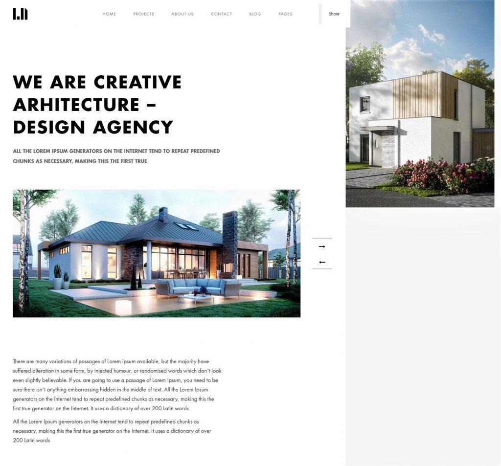 Architect Themes