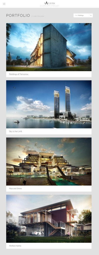 Architecture Themes